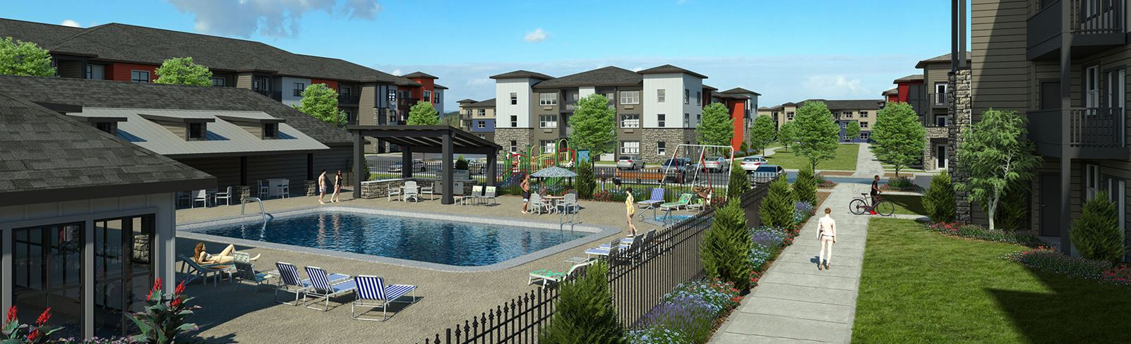 Zera Apartments in Reed's Crossing South Hillsboro Oregon