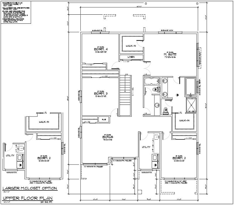 The Hood Floor Plan 2